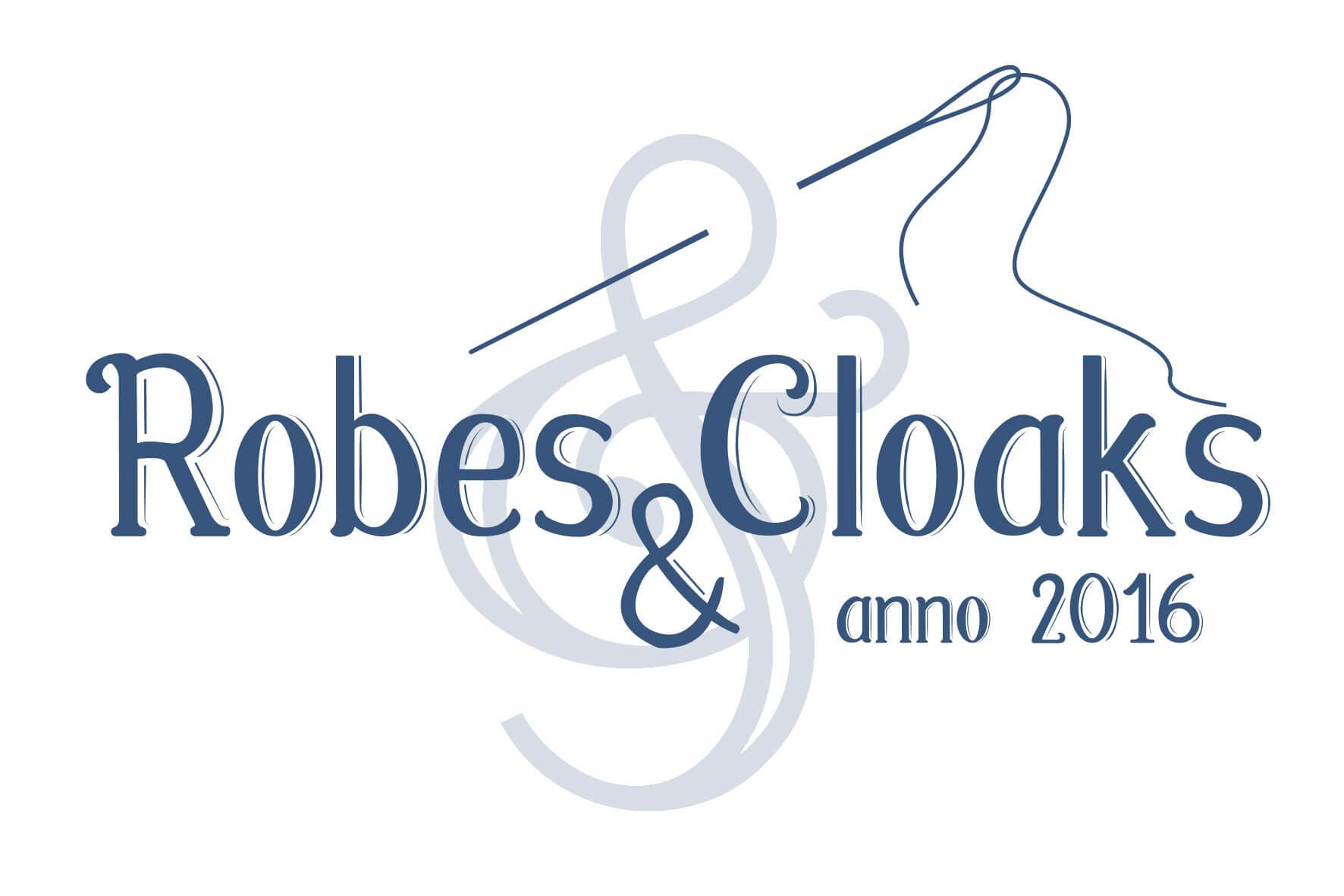 Reenactment levende geschiedenis Robes & Cloaks