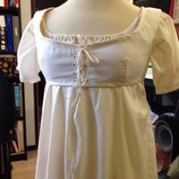 Jane Austen Empire dress