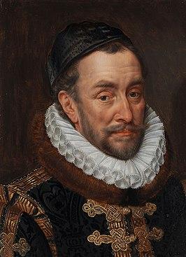 Willem van Oranje molensteenkraag