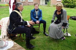 Robes & Cloaks reenactment historisch kostuum