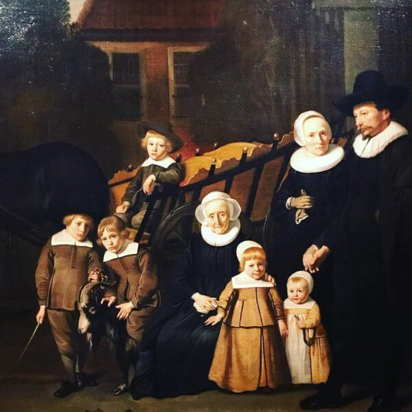 1670 molensteenkraag