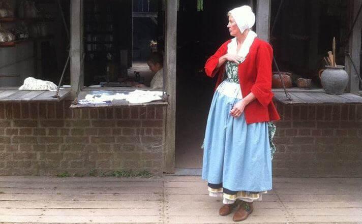 Robes and Cloaks re-enactment historisch kostuum