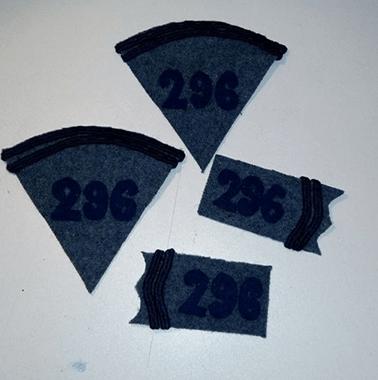 Regimenttekens WWI