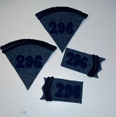 Regiment characters WWI