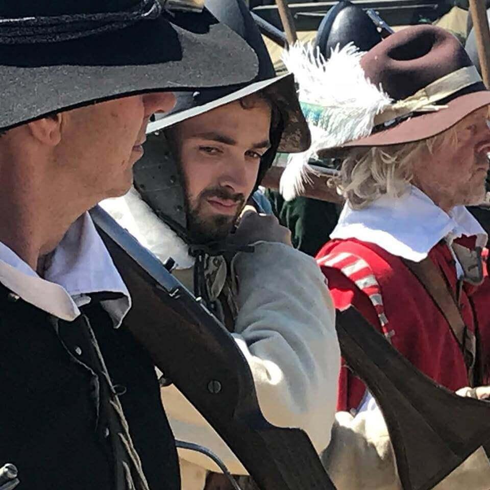 Historisch Festijn Vorden Robes & Cloaks