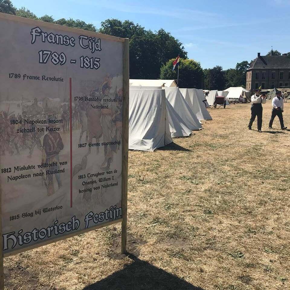 Historische Festijn Vorden Napoleon