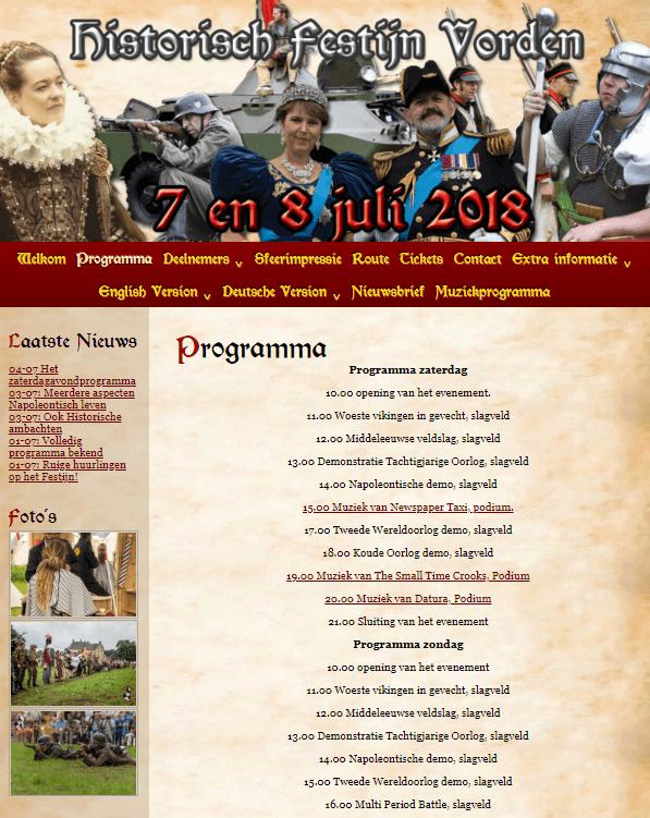 Historisch Festijn Vorden