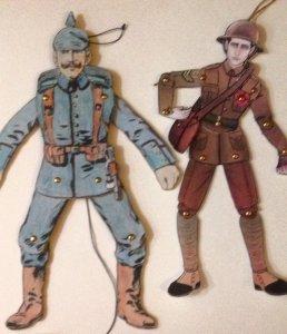 Trekpop WW1 RobesandCloaks