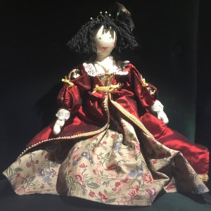 Doll 1630 Robes and Cloaks