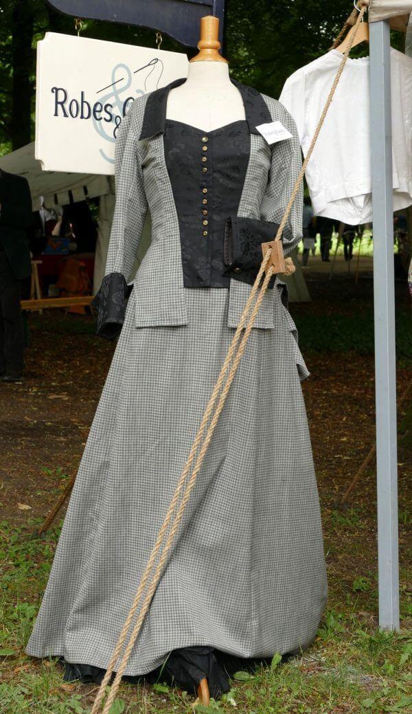 Victoriaanse jurk Robes & Cloaks