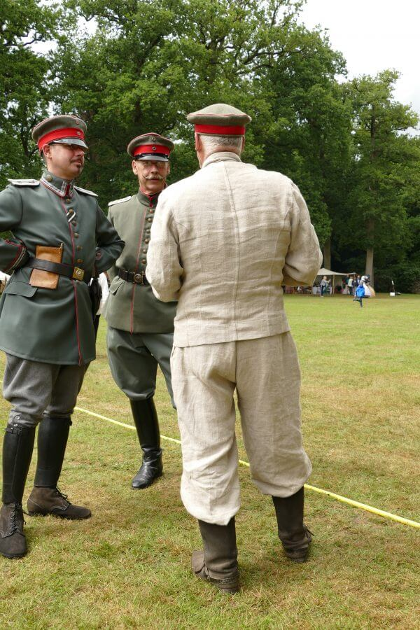 Drillich Robes & Cloaks Masterclass Historical Accurate