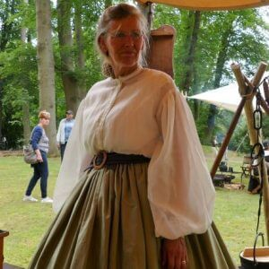 Victoriaanse day dress Robes & Cloaks