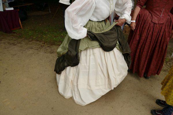 Victorian daydress