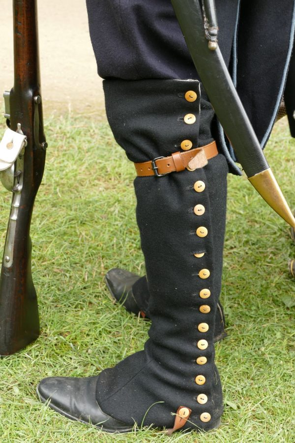 Spats civil guard
