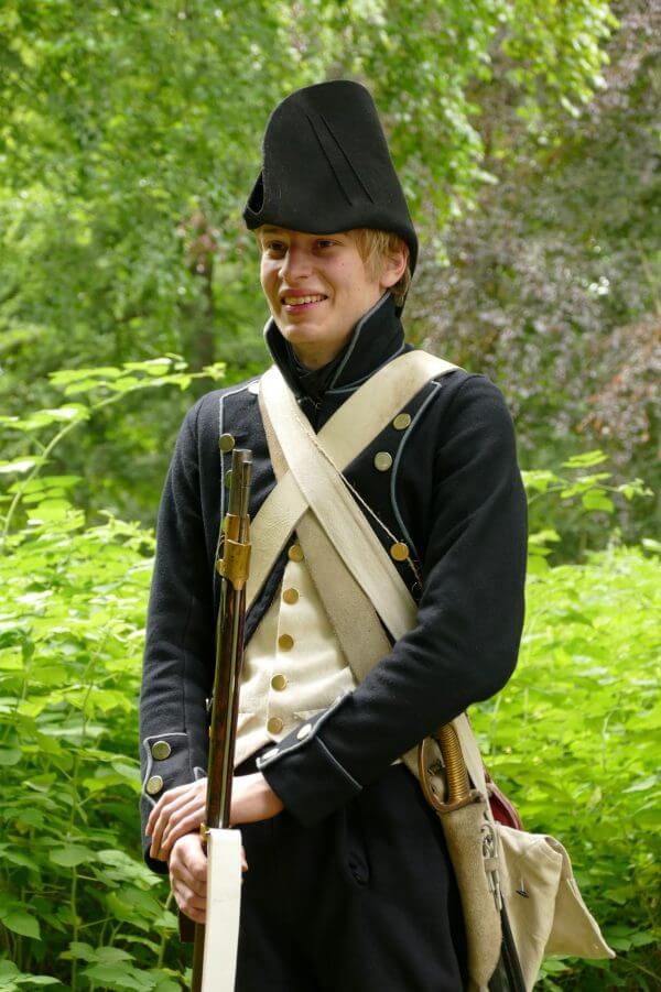 Groninger burgerwacht Napoleontisch